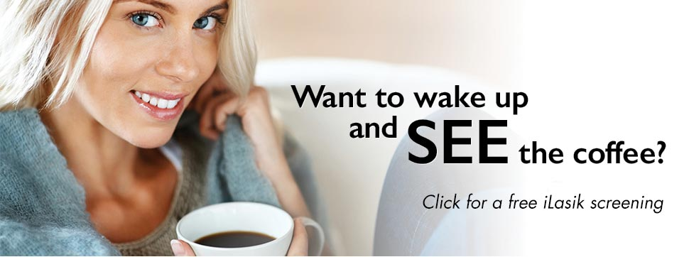 Wake up and see the coffee-free screening